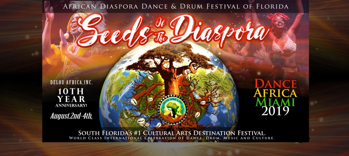 2019 African Diaspora Dance & Drum Festival of Florida