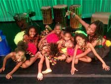 African Watoto Dance Theater