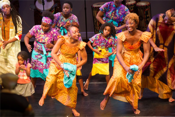 African Diaspora Dance and Drum Festival of Florida concert