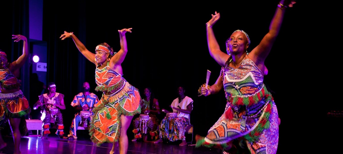 Delou Africa Dance Ensemble